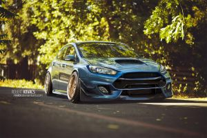 Ford Focus RS by roobi