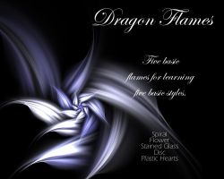 Dragon Flames Flamepack by NatalieKelsey