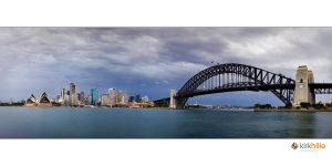 Stormy Sydney by Furiousxr