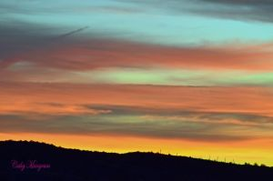 Sky Of Colors VII by ChickensAndDucks