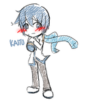 just wanted to draw kaito by aoito95