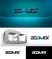 ZoomFX logo by t1na