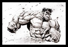 Hulk 17 by G-Ship