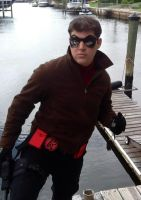 My first Jason Todd/Hush cosplay by Cadmus130