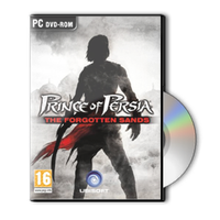 Prince of Persia The Forgotten Sands v2 by AssassinsKing