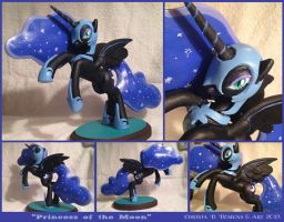 Nightmare Moon Reborn by ChrisWithATa