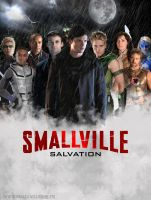 Smallville Salvation Poster by Smallville-RBB
