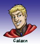 Calaen Colored - Collab by dragondoodle