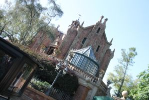 The Haunted Mansion by RCKNP