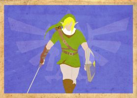 Link Poster by Procastinating