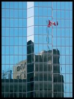 building reflection by fraserw2