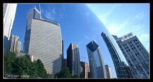 Chicago by bitspike