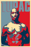2pac by DemircanGraphic