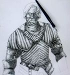 Brienne of Tarth 1/2 by misiek100