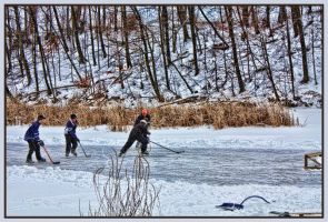 Great Canadian Pastime by AuTuMn-Lee