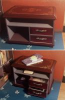 Miniature sideboard - finished by fiat500S