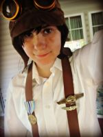 Steampunk Costume Sample 2 by sasori4rock