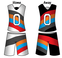 PI Basketball Uniforms by kast43