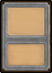 Playing card templates - Silver front by Toomanypenguins