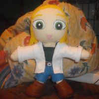 Kirsty Plushie by supernanny191