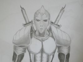 Original Character by Graphite88