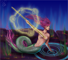 Mermaid by MrsSimply