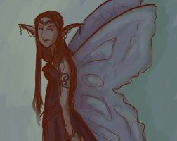 Faerie of Insomnia by RevisionOfLines