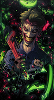Joker The Mechanic by robbiebelike