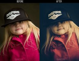 Tim's Free vintage Lightroom preset by timothydenehy