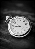 The time is black and white by PraszPhotography