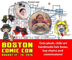 Sakky at Boston Comic Con! by SenshiStock