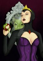 Evil Queen by Nyx601