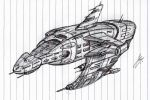 'Warbeast' Assault Cruiser WIP by Inquisitor-No-7