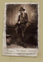Chow159: The Outlaw by Autaux