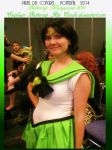 Cosplay Buttercup Masquerade mcc 2014 by Dream-Angel-Artista