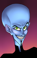 Megamind by LockworkOrange