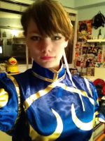 Chun li minus the thunderthighs by ChibiNekoCosplay