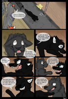 Alpha Dogs: page 1 by Obsidianthewolf