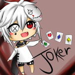 Blaize plays the Joker by tigerrb