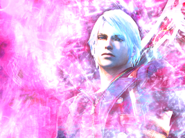 DMC 4 wallpaper: Nero by YoruNoTora