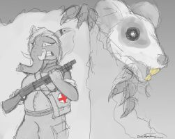 Sketchuary 02-02-2013 by Drake-TigerClaw