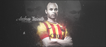 Andres Iniesta by FireModesign