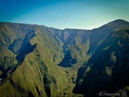 Belevedere - Reunion island by kitty974