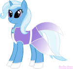Trixie Vector (Second Version) by Rose5tar