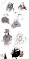 APH Sufin doodles by Sayuri1314