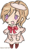 Chibi: Fem France by SecondDraft