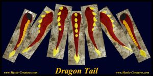 Dragon Tail for Blazingstar by Mystic-Creatures