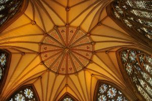 York Minster interior 2 by wildplaces
