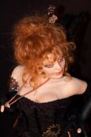 ooak Steampunk Fairy Victoria - more pics 2 by incantostudios