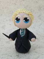 Draco Malfoy by queenrocks324